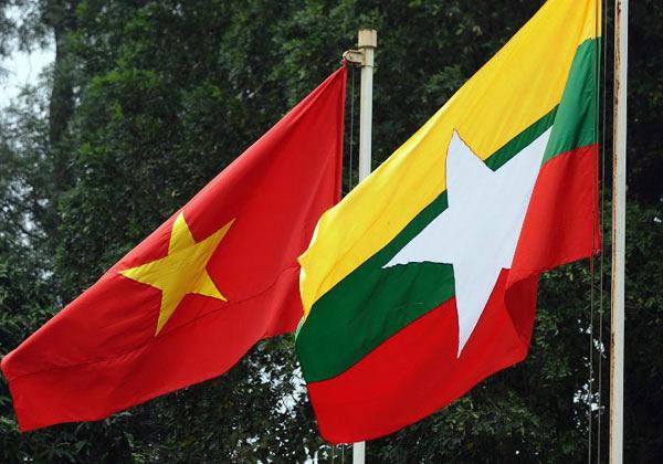 dịch vụ vận chuyển hàng hoá đi myanmar
