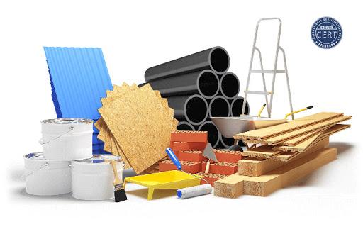 nhập khẩu vật liệu xây dựng